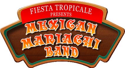 Mexican Mariachi Band Logo