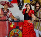 Mex Banditos plus Flamenco